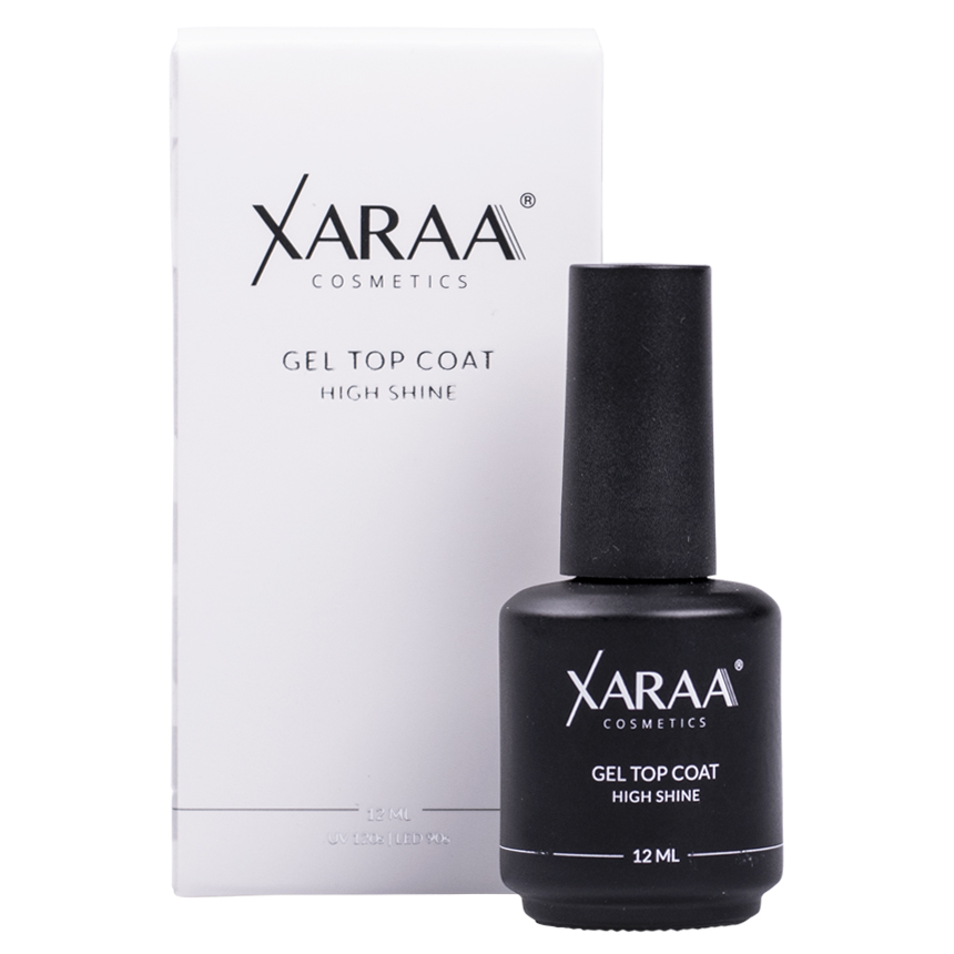 Xaraa-cosmetics-top-coat-doosje