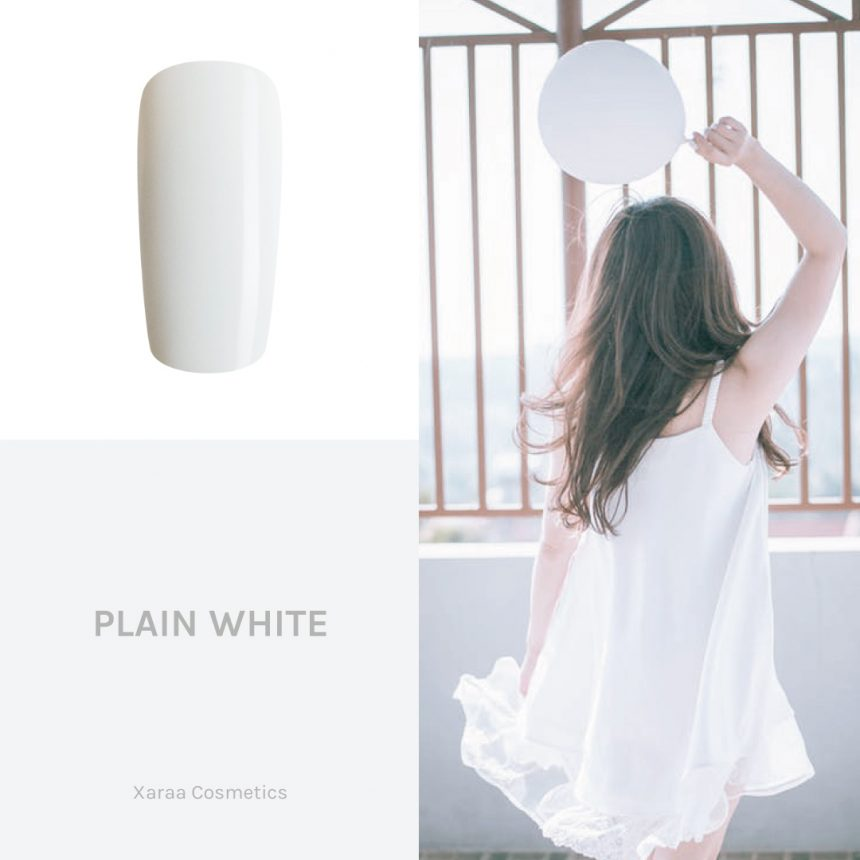 SKUX01079-Plain-White-xaraa-cosmetics